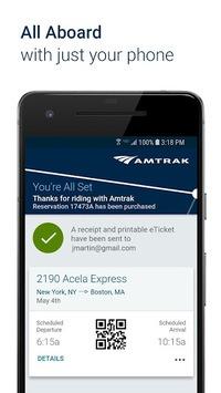 Amtrak pc screenshot 1
