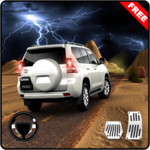 Uphill Climb: Fortuner Race Offroad Prado Car 18 for pc logo