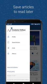 Analytics Vidhya - Machine Learning Tutorials pc screenshot 1