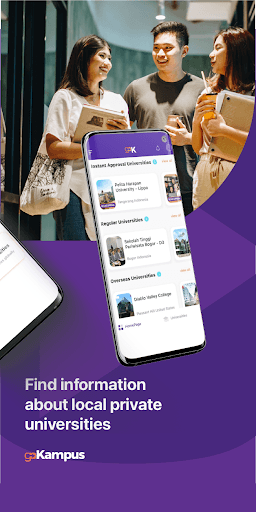 goKampus — 1 App For All Your Campus Needs pc screenshot 1