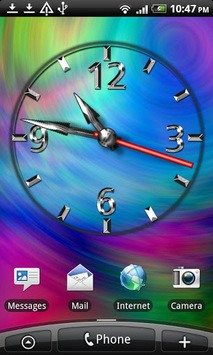 Cool Clock FREE pc screenshot 1