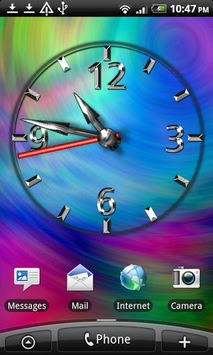 Cool Clock FREE pc screenshot 2