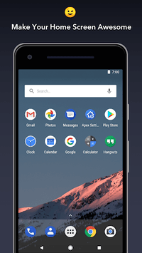Apex Launcher - Customize,Secure,and Efficient pc screenshot 2