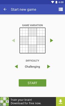 Andoku Sudoku 3 PC screenshot 2