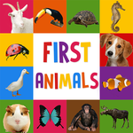 First Words for Baby: Animals for pc logo
