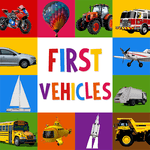 First Words for Baby: Vehicles icon