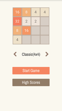 2048 pc screenshot 1
