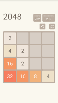 2048 pc screenshot 2