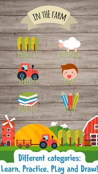 Kids Farm Game: Preschool pc screenshot 1
