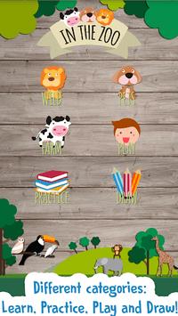 Kids Zoo Game: Preschool pc screenshot 1