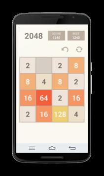 2048 pc screenshot 2