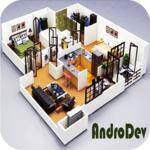 Planner Home Layout icon