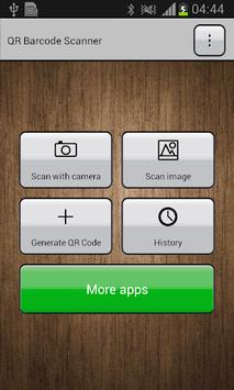 Barcode Scanner pc screenshot 1