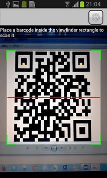 Barcode Scanner pc screenshot 2