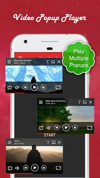 Video Popup Player :Multiple Video Popups pc screenshot 1