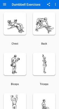 Dumbbell Exercises pc screenshot 1