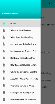 User Guide for Amazon Echo Devices pc screenshot 1