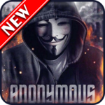 Anonymous Wallpapers icon