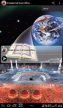 Al Sudais Full Quran Offline pc screenshot 1