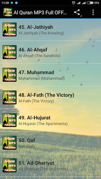 Al Quran MP3 Full Offline pc screenshot 2