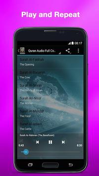 Al Quran MP3 (Full Offline) pc screenshot 2