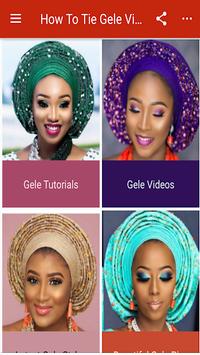 How To Tie Gele Videos pc screenshot 1