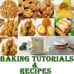 BAKING TUTORIALS AND RECIPES icon