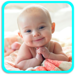 Baby development icon