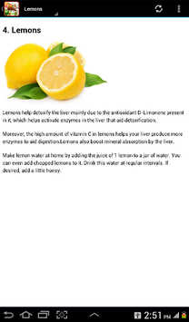 Top Liver Cleansing Superfoods pc screenshot 1