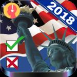 US Citizenship Test 2018 Audio 🎧 icon