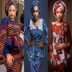 Hausa Skirt & Blouse Styles. icon