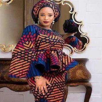 Hausa Skirt & Blouse Styles. pc screenshot 1