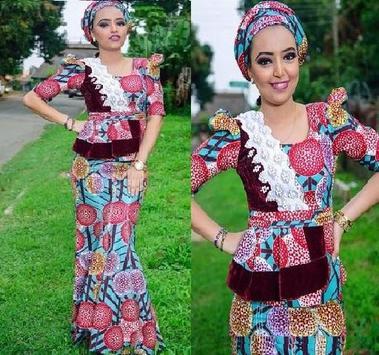Hausa Skirt & Blouse Styles. pc screenshot 2