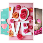 Love Pink Wallpaper icon