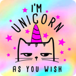 Kawaii Unicorn Wallpapers icon