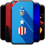 Superhero Wallpaper icon