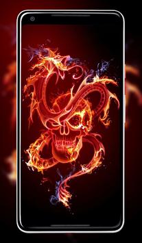 Skulls Wallpaper pc screenshot 2