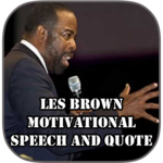 Les Brown Motivation Speech icon