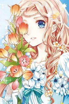 Anime girls Daily Wallpaper HD pc screenshot 1