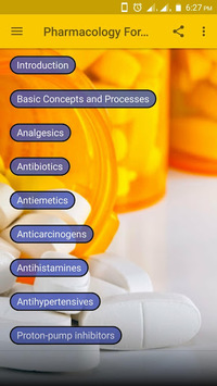 Pharmacology For Nurses pc screenshot 1