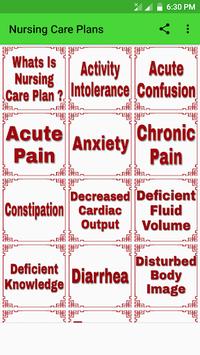 Nursing Care Plans pc screenshot 1