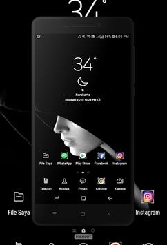 Dark Wallpaper pc screenshot 1