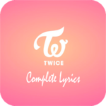TWICE Lyrics (Offline) for pc logo