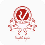 Red Velvet Lyrics (Offline) icon