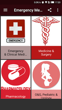 Emergency Medicine Mnemonics pc screenshot 1