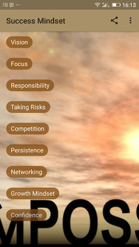 Success Mindset pc screenshot 1