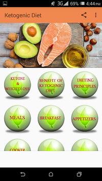Ketogenic Diet pc screenshot 1