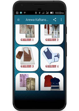 Arewa Kaftans Designs pc screenshot 1