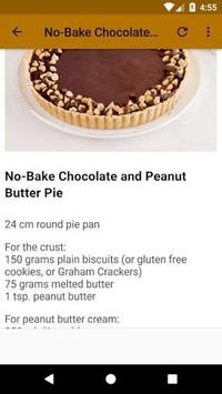 No Bake Cake Recipes pc screenshot 1