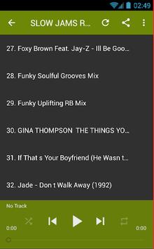 SLOW JAMS R&B SOUL MIX pc screenshot 1